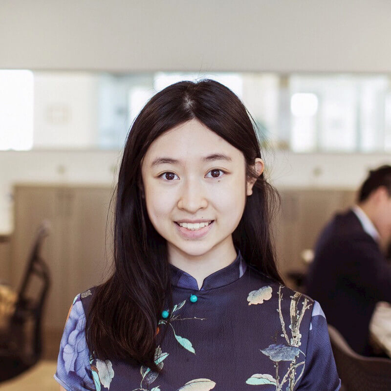 Michelle Li Testimonial
